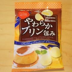 久保田製菓 やわらかプリン包み